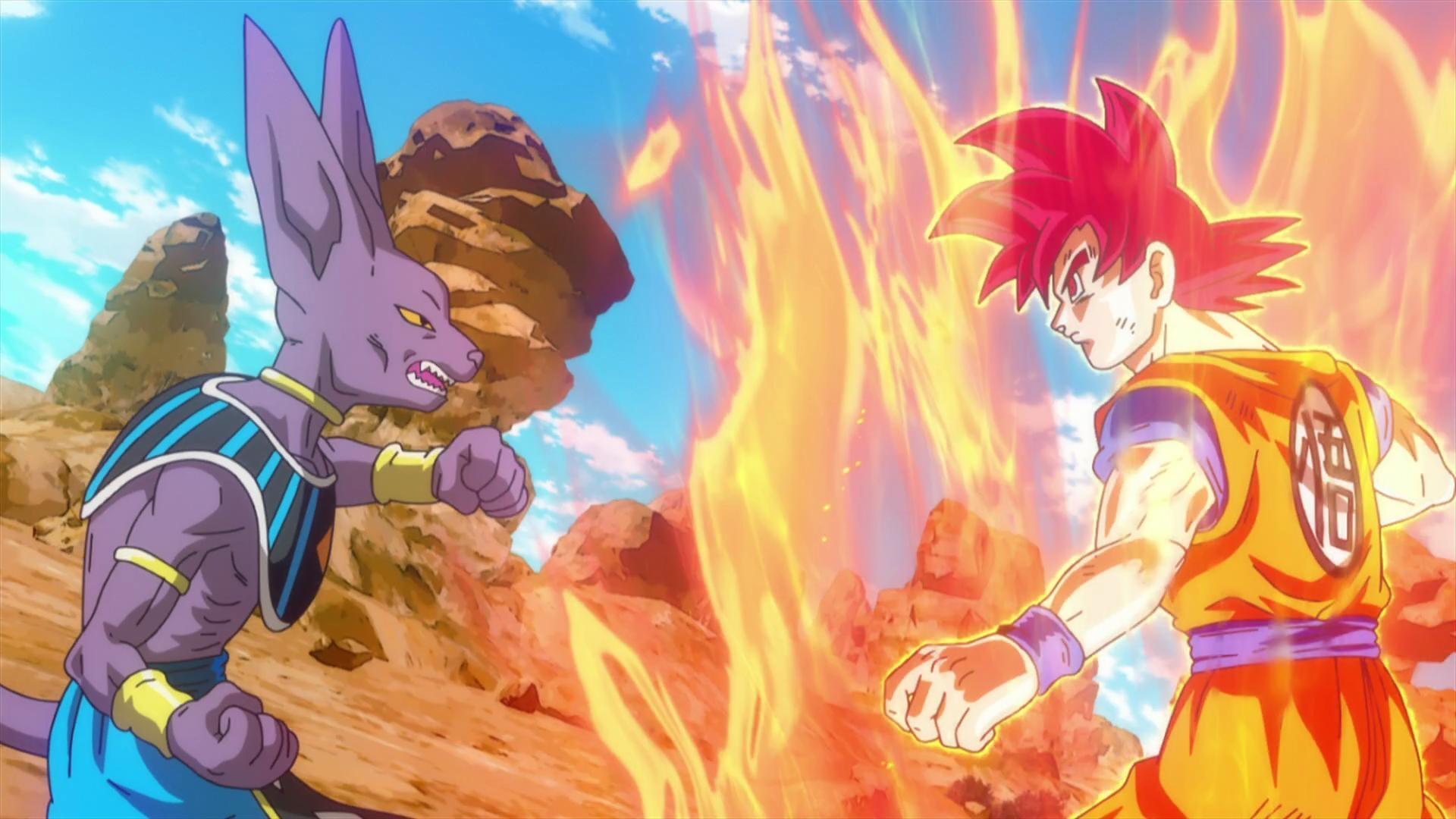 Anime Movie Review – Dragon Ball Z: Battle of Gods – Otaku ...