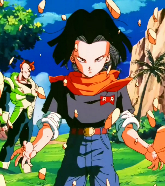 Android17-16VsPiccolo