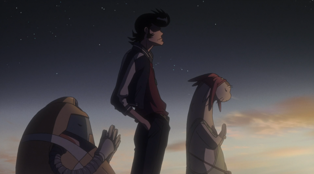 Space Dandy EP 8.3