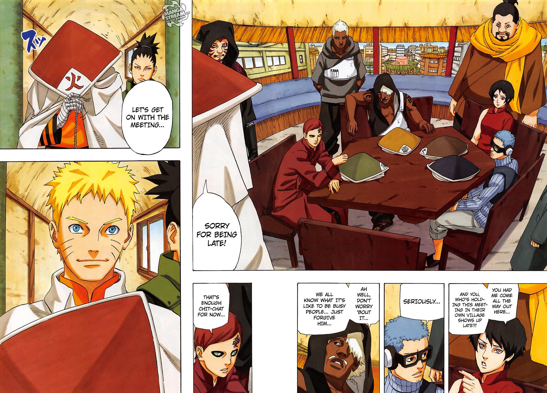 Naruto And Hinata Otaku Orbit