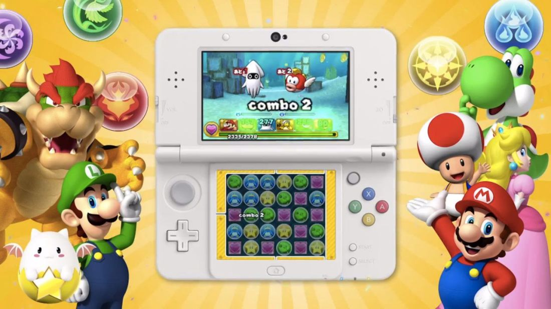 Puzzle and Dragons Super Mario Bros. edition pic 1