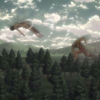 Attack on Titan: Eren vs Reiner