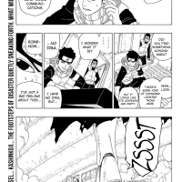Boruto Chapter 16 Review: Vessel