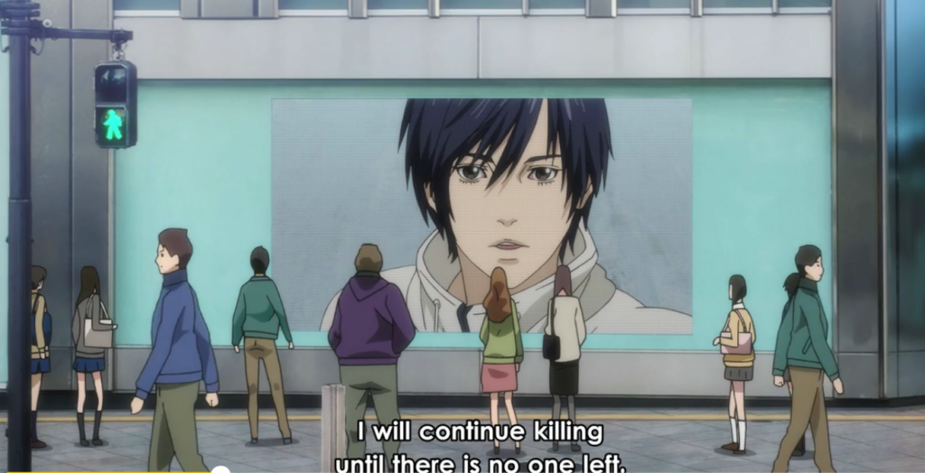 Hiro Begins His Murder Spree