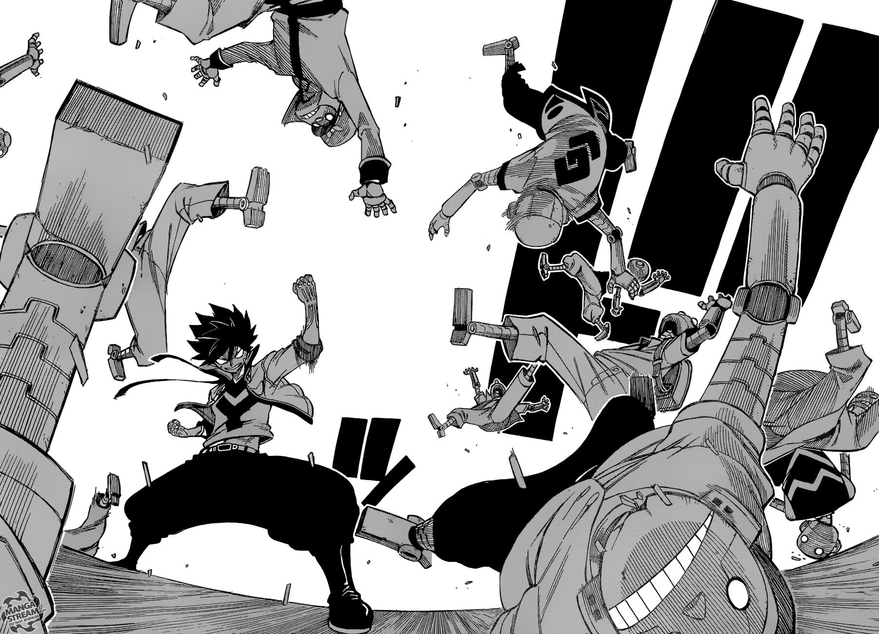 Resultado de imagem para eden's zero manga
