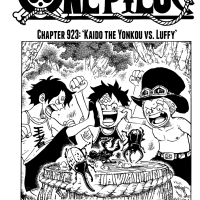 One Piece Manga Chapter 923 Review: Kiado