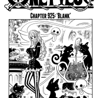 One Piece Chapter 925 Review - Blank