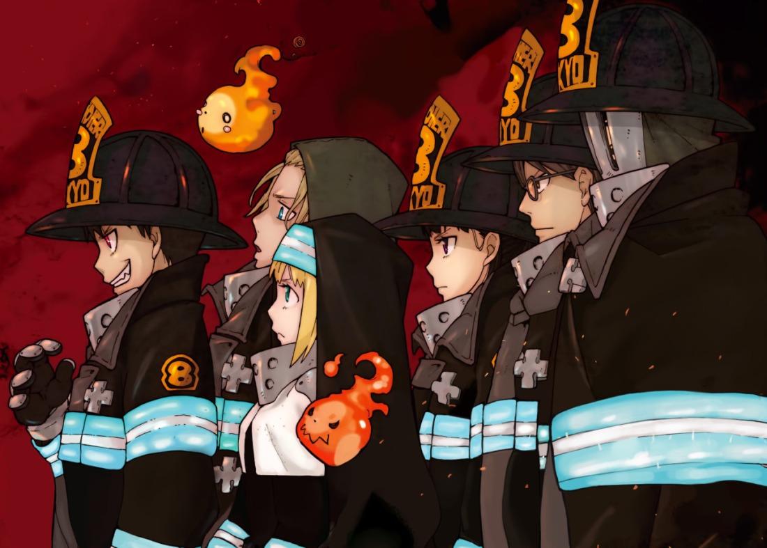 Fire Force Full Anime Trailer Otaku Orbit