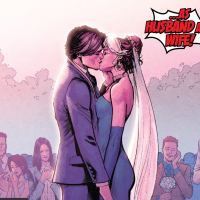 30 Day Marvel Challenge - Day #14: Your Favorite Romance